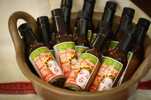 Rio Fuego Very Hot Sauce , Chiles and Chile Powder - Rancho Gordo, Rancho Gordo  - 1