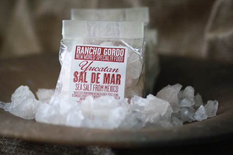 Sal de Mar (Sea Salt) , Herbs and Spices - Rancho Gordo, Rancho Gordo  - 3