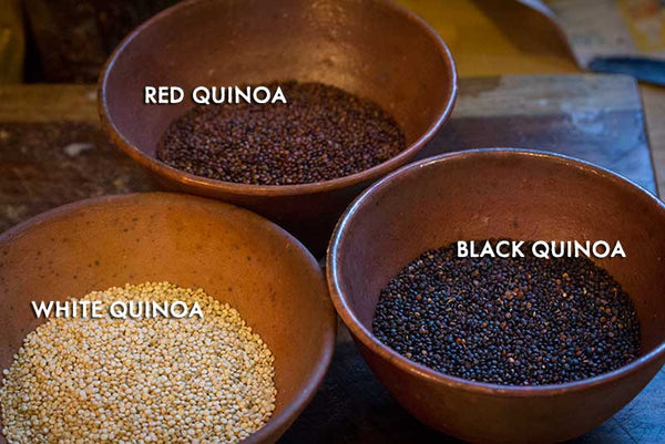 Quinoa, Black , Grains, Seeds and Wild Rice - Rancho Gordo, Rancho Gordo  - 2