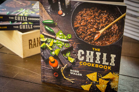 Book: The Chili Cookbook