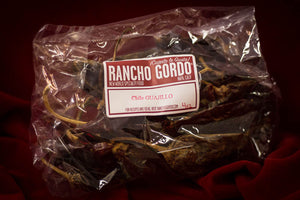 Dried Chile: Guajillo , Chiles and Chile Powder - Rancho Gordo, Rancho Gordo  - 1