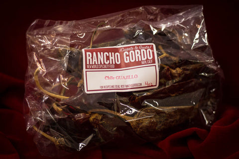 Dried Chile: Guajillo