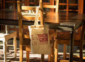 Rancho Gordo Cotton Tote Bag