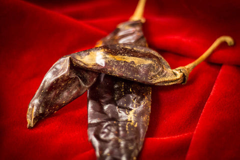 Dried Chile: Guajillo , Chiles and Chile Powder - Rancho Gordo, Rancho Gordo  - 3