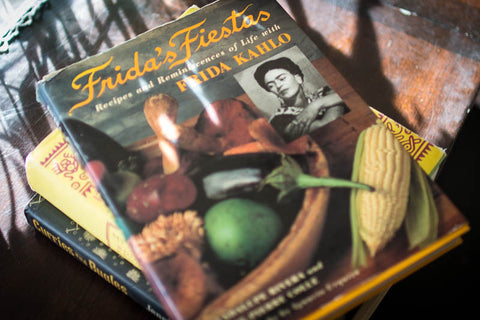 Book: Frida's Fiestas