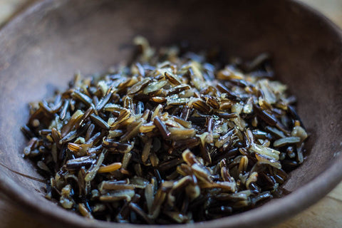 Cooked Wild Rice - Rancho Gordo