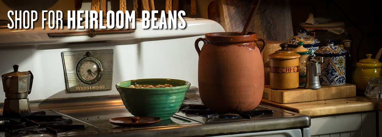 Shop Heirloom Beans