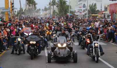 Mazatlan International Bike Week 2017