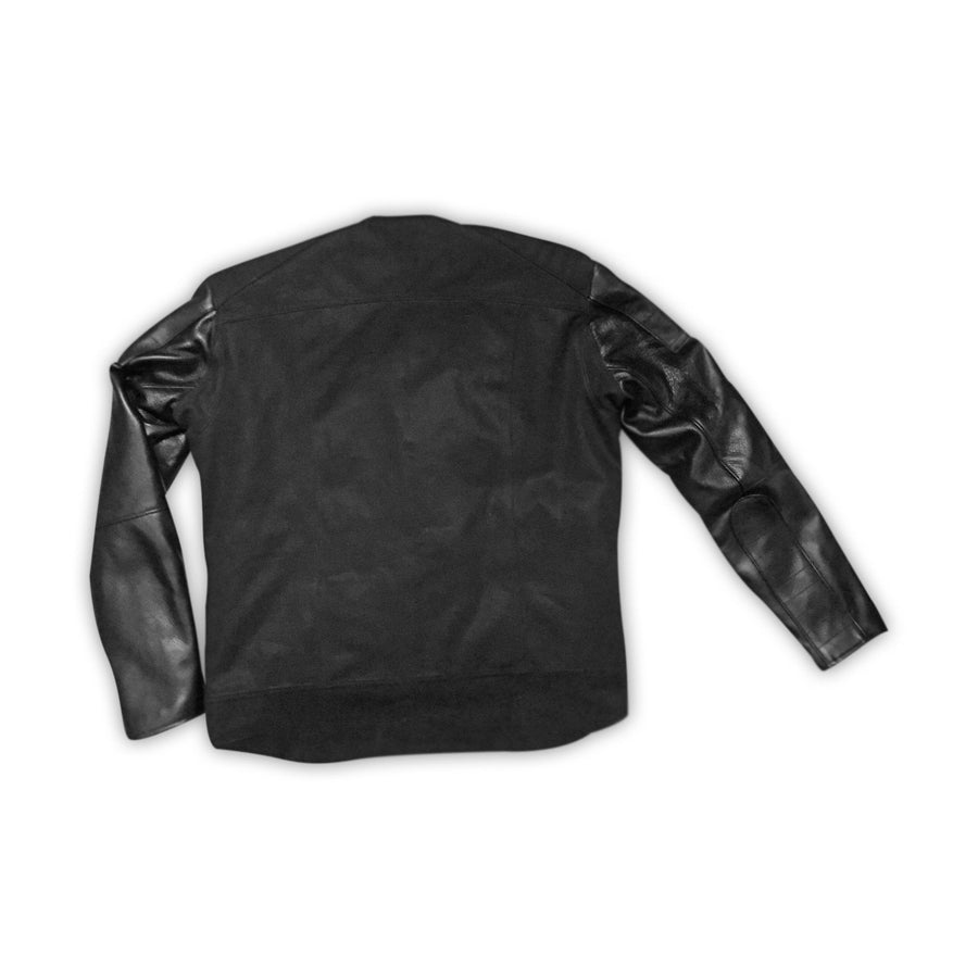 Jitter Bug James Moto Jacket - Black
