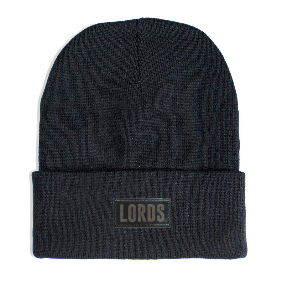 Black Label Shipyard Beanie