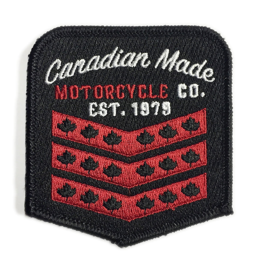 Canadian Made Patch **Limited Stock**