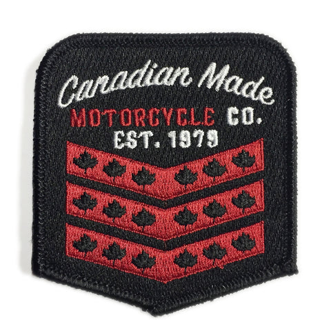 Canadian Made Patch