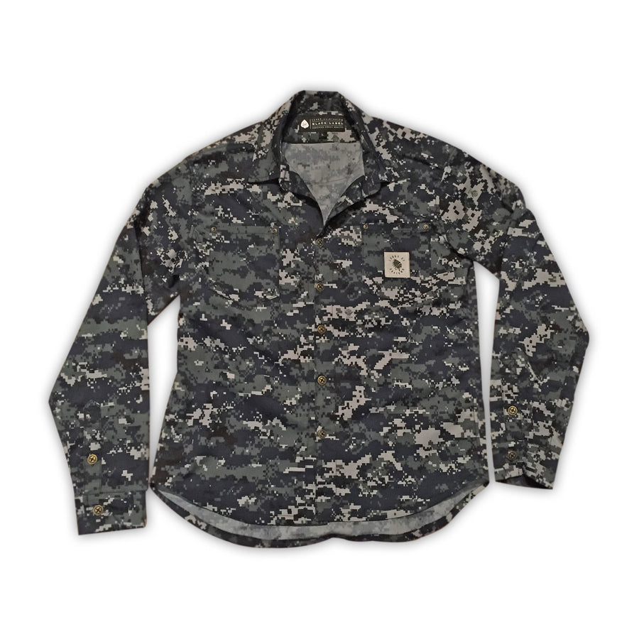 Captain Scotty Camo Shirt **Limited Stock**