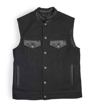 DTR Vest - Black **In Stock**