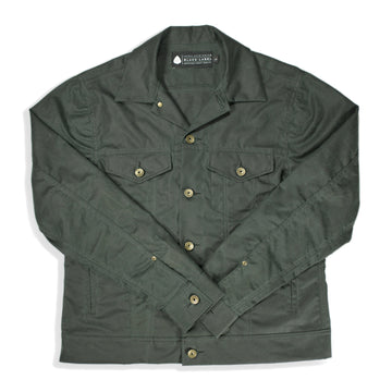 Steazy Ryder Jacket - Tin Cloth