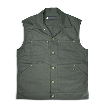 Max Torque Vest - Tin Cloth