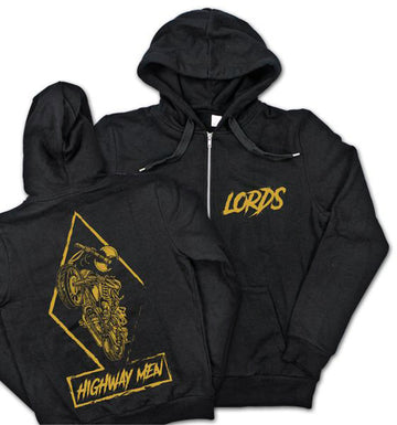 Highway Men Zip Up Hoodie **Limited Stock**