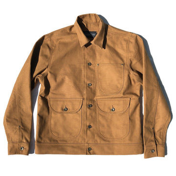 The Shady Styles Jacket - Tan