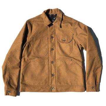 The Shady Styles Jacket V2 - Tan