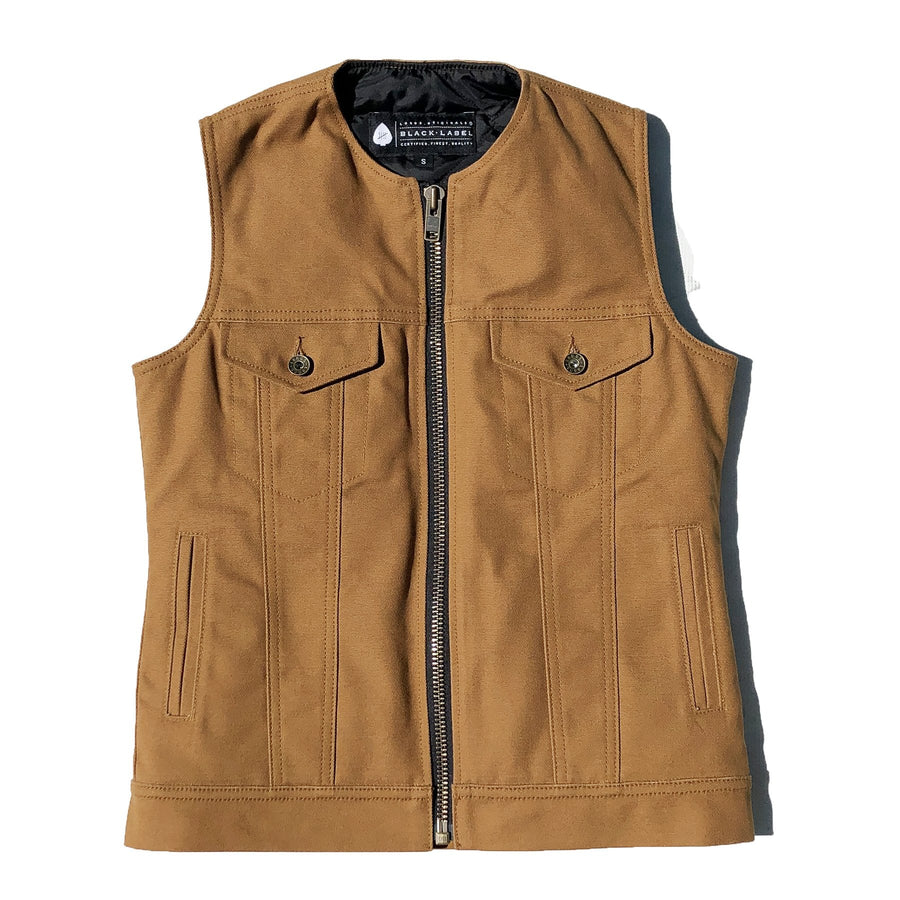 Women's Baja Zip Cut Vest