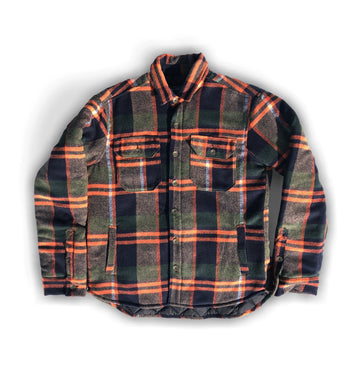 Scotch and Soda Jack Flannel Shirt Jacket