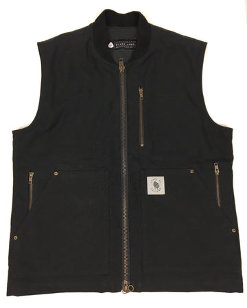 Skunk Works Vest - Black