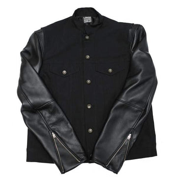 Cole Trickle Jacket - Black
