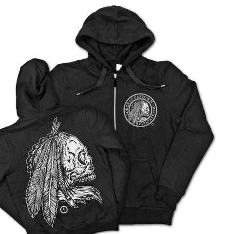 The Speed Shaman Zip Up Hoodie