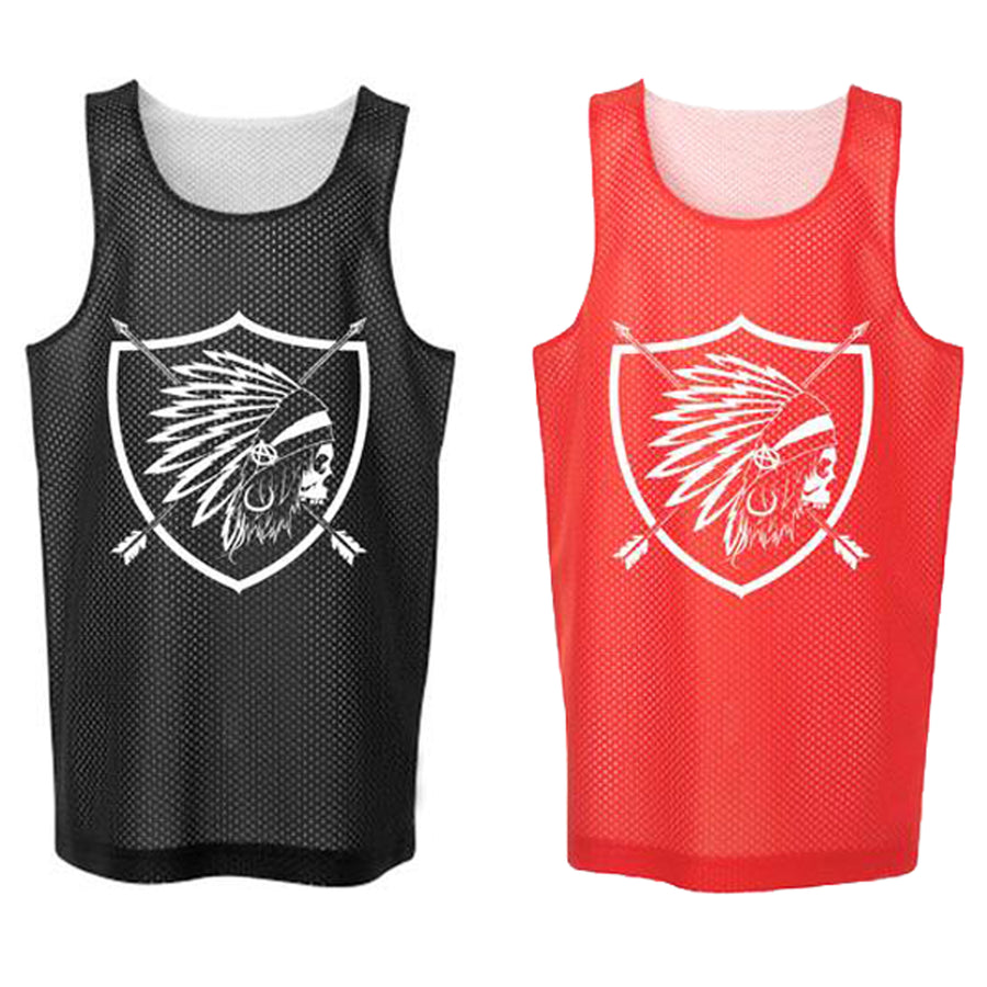 Highway Raiders Hardwood Jersey Black or Red