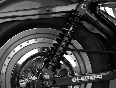 LEGEND REVO COIL SHOCKS