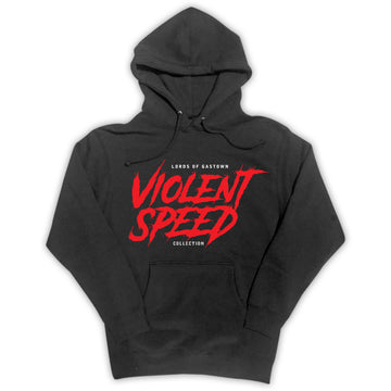 Violent Speed Pullover Hoodie **Limited Stock**