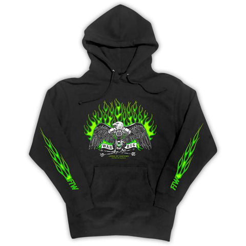 War Rig Pullover Hoodie **Limited Run**
