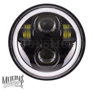 5.75 MOONSMC® Halo Series Moonmaker LED Headlight