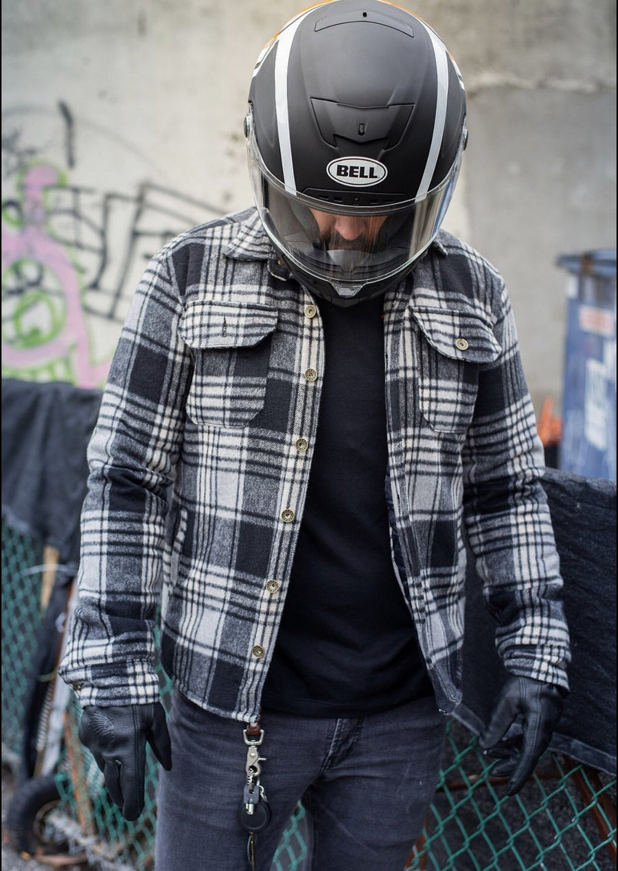 The Whiskey Jack Flannel Shirt Jacket V2