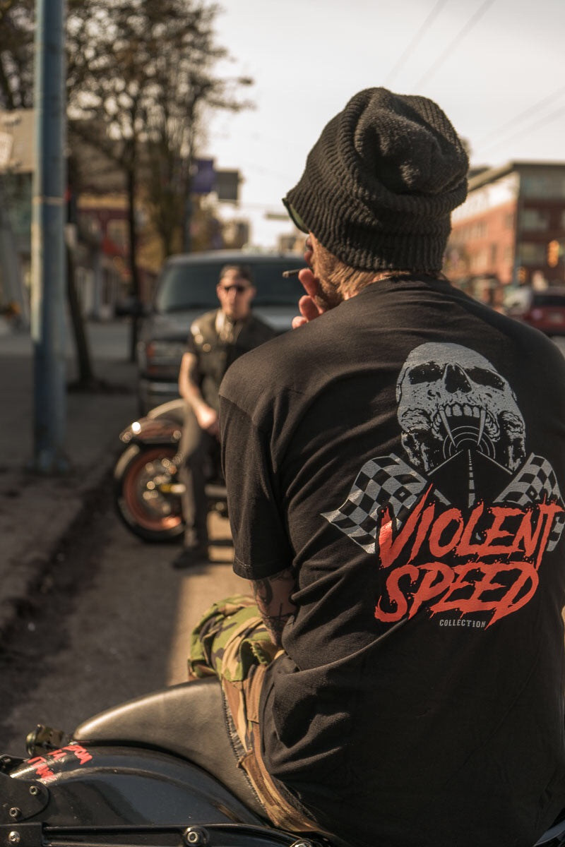 Violent Finish Tee **Limited Stock**