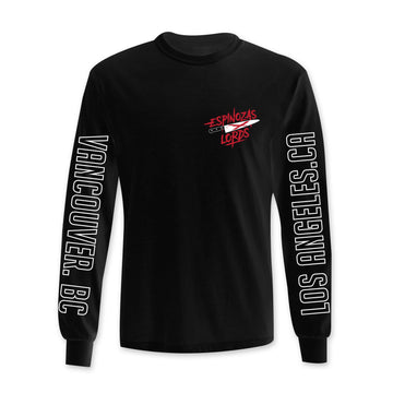 Espinoza x Lords Long Sleeve Tee **Limited Stock**