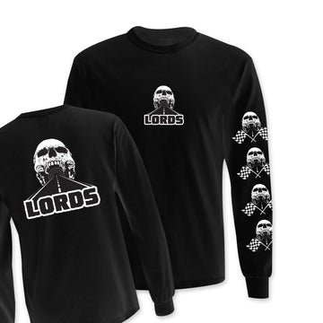 Death Race Long Sleeve Tee **Limited Stock**