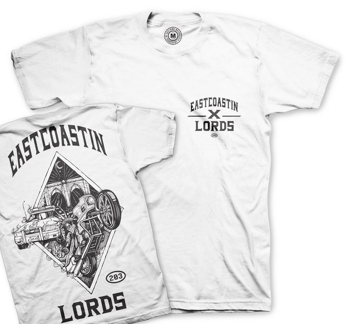 EastCoastin x Lords WHT
