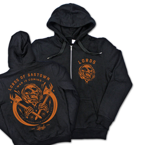 Dr Death Zip Up Hoodie