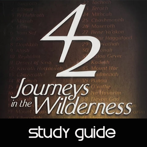 42 Journeys in the Wilderness (Digital Study Guide)