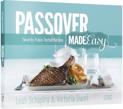 Passover Made Easy Recipe Book