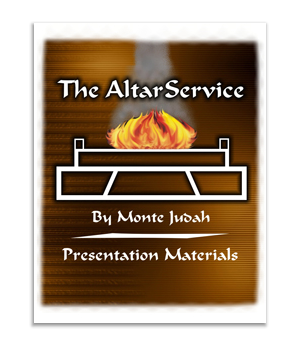 Altar Service - Study Guide Only