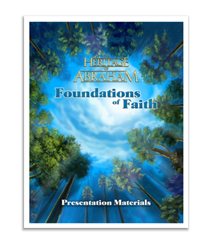 Foundations of Faith - Study Guide Only