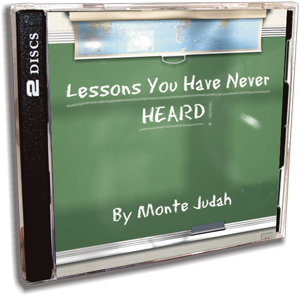 Lessons You Have Never heard