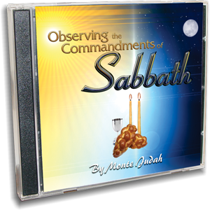 Observing the Commandments of Sabbath