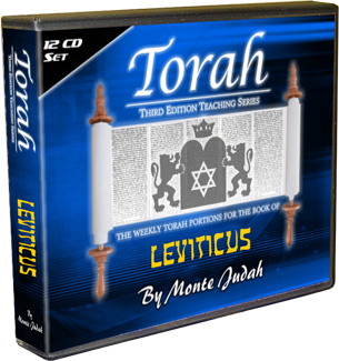Torah Set - Third Edition - Leviticus