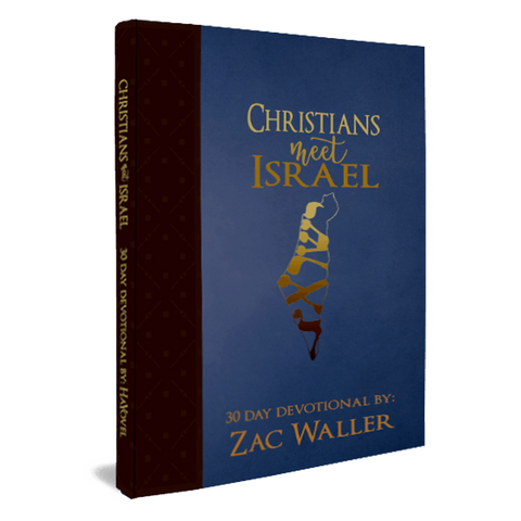 Christians Meet Israel Devotional