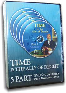 Time is the Ally of Deceit - Book & DVD