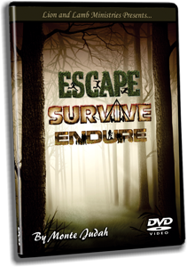 Escape, Survive, Endure DVD