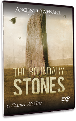 The Boundary Stones - DVD
